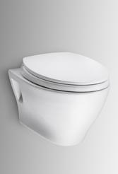 The Toto Dual Flush Toilet